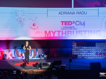 TEDx Talk: We Need Sex Ed in Post-Communist Romania